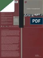 Early Fassbinder
