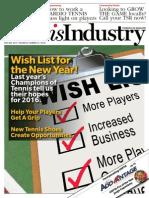 201511 Tennis Industry magazine