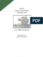 Handbook Core Skills