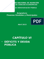 12. Finanzas Estatales y Municipales _ Clase 5- 6 Abr