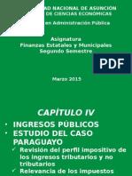 10. Finanzas Estatales y Municipales _ Clase 4- 23 Mar