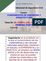 04. El Perfil Del Ingeniero - Parte 1