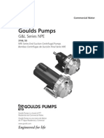 Ka Am 001 Goulds Pump Literature