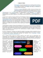 CONDUCTISMO Constructivismo Escuela Activa
