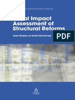 Fiscal Impact Assessment of Structural Reforms