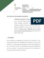 Demanda Contencioso Administrativa - Revision Judicial de Procedimiento Coactivo