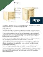 Frame and Panel Design