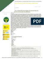 Desarrollo y Evaluación Toxicológica de Nanoarcillas de Aplicación en El Envasado de Alimentos _ Guía Para La Innovación en El Sector Agroalimentario