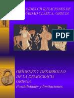 Tema 4 Democracia Griega 2015.2 Rosas