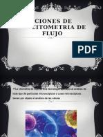 Aplicaciones de Citometria de Flujo