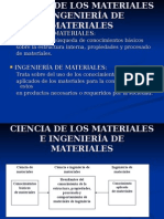 Introducción a Ingenieria de Materiales de Construccion