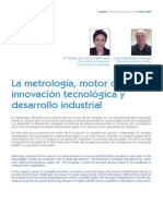 Metrologia Motor y Tecnolgia