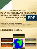 Implementasi PPK BLUD