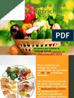 10 Pasos Para Una Buena Nutricion