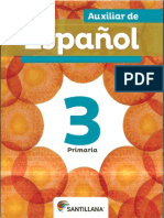 Auxiliar de Español 3 Primaria