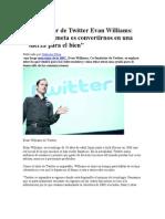 Cofundador Twitter