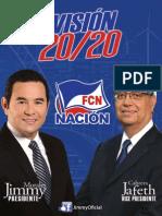 Plan de Gobierno FCN-NACION