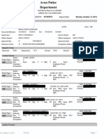 Johnny Manziel Police Report
