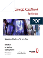 Convergencia Lucent 2012 ScaleNet_Arch_BellLabsView