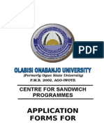 20112012 Admission Poster for All Faculties