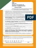 Ensayo PSU 2015 - Lenguaje