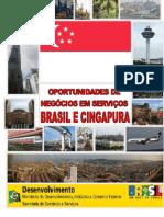Cingapura e Brasil GOV