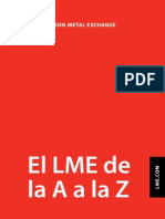 LME Glossary Spanish