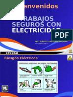 Trabajos Seguros con Electricidad 2014.pptx