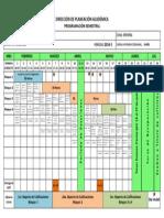 Programación Semestral 2014-1