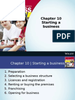 Week 11.Ch10.Starting a Business(1)