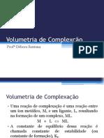 Volumetria de Complexção(1)