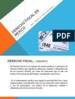 Derecho Fiscal en Mexico