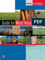 Nebraska Weed Management