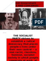 Socialist Government