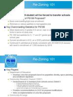 PS 199 Zoning Presentation, October 14, 2015