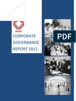 PLDT Corporate Governance Report 2011