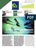 Informe de Cultivo de Algas n17 Reserva