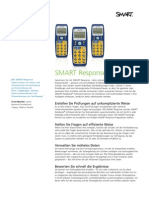 Factsheet SMART Response DE