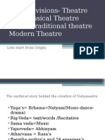 Introduction to Indian Theatre