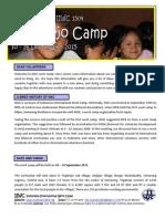 VSTV-IIWC 1504 Tegalrejo Camp_Local Vols