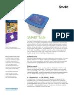 Factsheet SMART Table ENG
