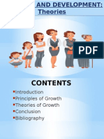 Theories of Growth and Development