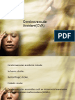 Cerebrovascular CVA