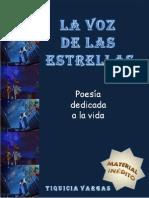 La Voz de Las Estrellas- Poesía a La Vida y a Todos Sus Elementos