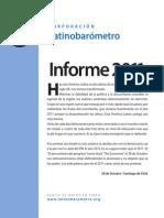 Informe Latino Barometro 2011