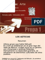 Cultura Azteca