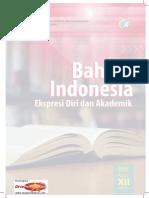 KelasXII BahasaIndonesia BS Smt 2 - Www.divapendidikan.com