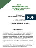 Interruptores de Potencia