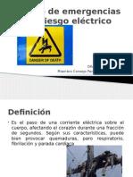 Electrocución HDB 11-10-201