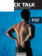 Back Talk - Back Pain Rescue